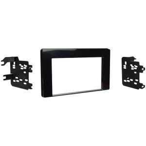 Metra 95-8262HG Double-DIN Installation Kit for Toyota Corolla 2017 through 2019