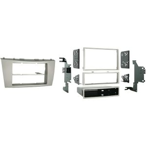 Metra 99-8218 Single- or Double-DIN Installation Kit for 2007 through 2011 Toyota Camry/Camry Hybrid