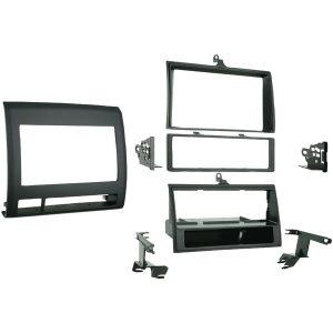 Metra 99-8214TB Single- or Double-DIN Installation Kit for 2005 through 2011 Toyota Tacoma