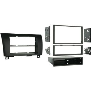 Metra 99-8220 Single- or Double-DIN Installation Kit for 2007 through 2013 Toyota Tundra/Sequoia 2008 and Up