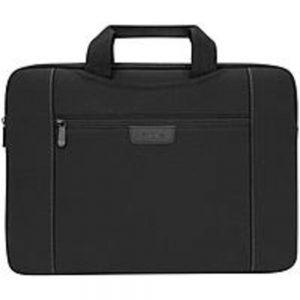 Targus Slipskin TSS995GL Carrying Case (Sleeve) for 15.6 Notebook - Black - Handle
