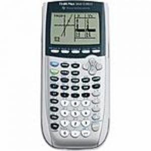 Texas Instruments TI-84 Plus Silver Edition Graphic Scientific Calculator