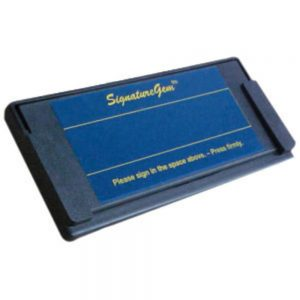 Topaz Electronic Signature Capture Pad - Active Pen - 1 x Serial - 4.80 x 1.20 Active Area - Serial