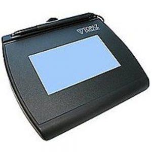 Topaz SignatureGem T-LBK755SE-BBSB-R Signature Capture Pad - 4x3-inch LCD Display - Black