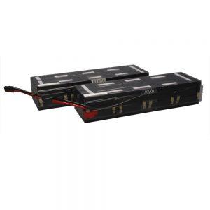 Tripp Lite RBC58-2U 48VDC Battery Cartridge For SMART3000RMXL2U Pack of 2
