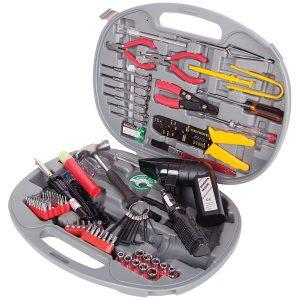 Manhattan 530217 145-Piece Universal Tool Kit