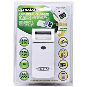 Ultralast ULUBC1 ULUBC1 Univeral Battery Charger