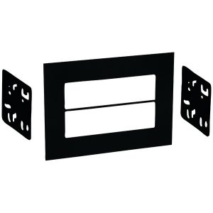 Metra 99-9999 Universal ISO Trim for Double-DIN Installation
