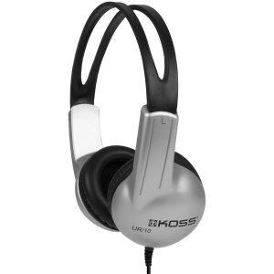KOSS 191867 UR10 On-Ear Headphones
