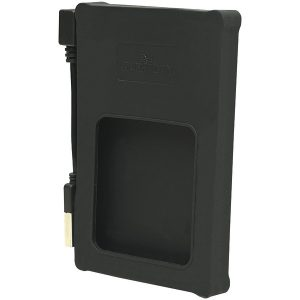 "Manhattan 130103 2.5"" SATA Hard Drive Enclosure for Hi-Speed USB 2.0"