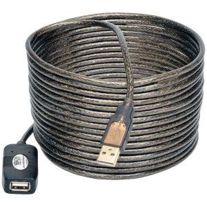 Tripp Lite U026-016 USB 2.0 Active Extension Cable