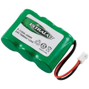 Ultralast 3-1/2AA-ANMH 3-1/2AA-ANMH Rechargeable Replacement Battery