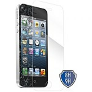 V7 Shatter-proof Tempered Glass Screen Protector - iPhone 5