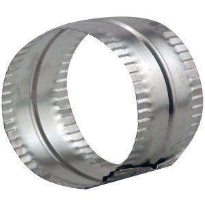 """Lambro 244 4"""" Aluminum Duct Connector"""