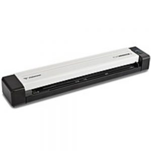 Visioneer RW3-WU RoadWarrior 3 600 dpi Color Document Scanner - 9 Sec/Page Scan Speed - White
