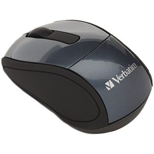 Verbatim 97470 Wireless Mini Travel Mouse (Graphite)