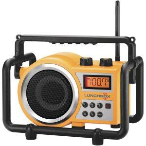 Sangean LB-100 Worksite AM/FM Utility Radio