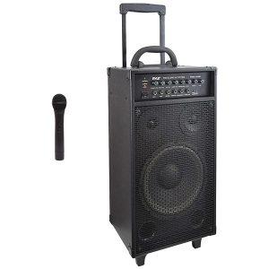 Pyle Pro PWMA1050BT Wireless Portable Bluetooth PA Speaker System