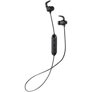 JVC HAET103BTB XX Fitness Sound-Isolating Bluetooth Earbuds (Black)