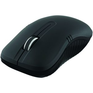 Verbatim 99765 Commuter Series Wireless Notebook Optical Mouse (Matte Black)