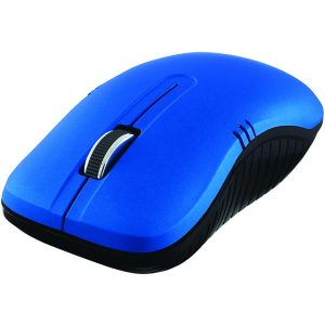 Verbatim 99766 Commuter Series Wireless Notebook Optical Mouse (Matte Blue)