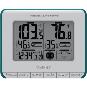 La Crosse Technology 308-1711BL Wireless Weather Station