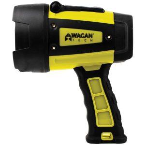 Wagan Tech 4322 Brite-Nite WR600 Waterproof LED Rechargeable Spotlight