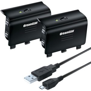 dreamGEAR DGXB1-6608 Charge Kit for Xbox One