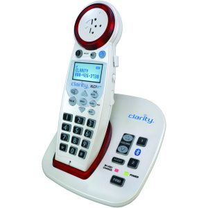 Clarity 59364.001 XLC7BT Cordless Amplified Phone