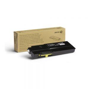 Xerox Genuine 106R03501 Yellow Standard Capacity Toner Cartridge For Versalink C400/C405 106R03501