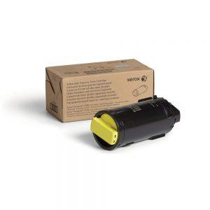 Xerox Genuine 106R03865 Genuine Yellow Standard Capacity Toner Cartridge For Versalink C500/505 106R03865
