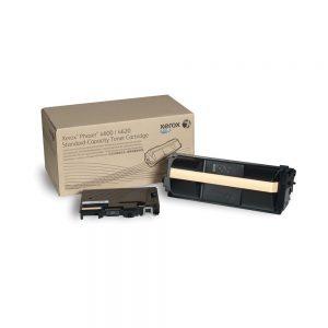 Xerox Original Black Standard Capacity Original Toner Cartridge With Waste Toner Bottle 106R01533 Genuine