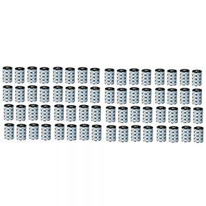 Zebra Black Thermal Transfer Ribbon 4.33x244 48-Rolls 48-Pack 06200GS11007
