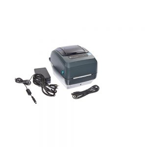 Zebra GX420t GX42-102510-000 DT TT 203dpi Mono USB Serial Parallel Label Printer
