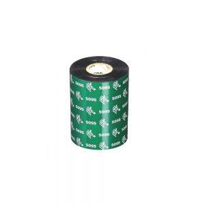 Zebra Genuine 3.31x984' Performance 5095 Resin Ribbon Black 05095GT08430-R