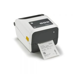 Zebra ZD420 Series Healthcare Monochrome Thermal Transfer 203dpi BarCode Printer ZD42H42-C01E00EZ USB Ethernet