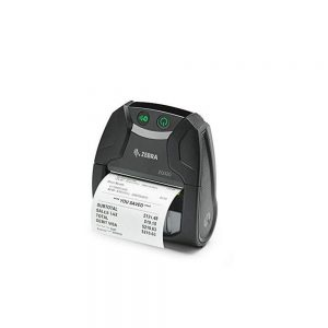 Zebra ZQ320 Portable Monochrome Direct Thermal Label BlueTooth Printer ZQ32-A0E02T0-00
