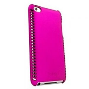 iFrogz Luxe Lean IT4LL-PNK Case for Apple iPod Touch 4G- Injection molded polycarbonate - Pink