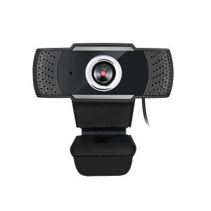 Adesso CyberTrack H4 CyberTrack H4 Desktop 1080p USB Webcam with Built-in Microphone