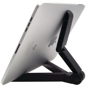 Arkon IPM-TAB1 Desktop and Travel Stand for 7-Inch to 12-Inch Tablets