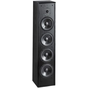 BIC America DV 84 250-Watt 2-Way 8-Inch Slim-Design Tower Speaker for Home Theater and Music