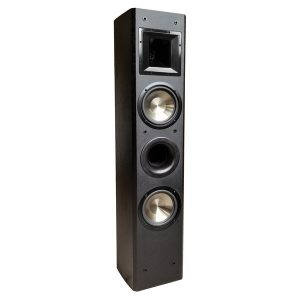 BIC America FH-6T Formula Series FH-6T Dual 6-1/2-Inch 400-Watt 2-Way Slim Tower Speaker