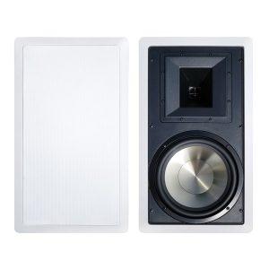BIC America FH-8W Formula Series FH-8W 8-Inch 175-Watt 2-Way In-Wall Speakers
