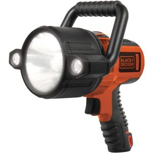 BLACK+DECKER SLV2B 10-Watt LED Li-Ion Rechargeable Spotlight