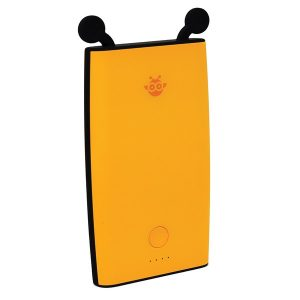 Beezer Power BZR8A0Y Portable Power Bank (Yellow)