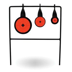 Birchwood Casey BC-46322 World of Targets Qualifier Spinner Rimfire Target