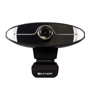 Blackmore Pro Audio BWC-903 USB 1080p Webcam with Built-In Microphone