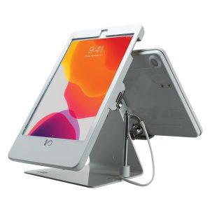 CTA Digital PAD-DSTW10 Security Dual-Tablet Kiosk Stand for iPad Air 3
