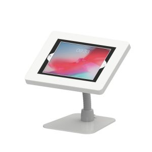 CTA Digital PAD-PARATW Premium Security Kiosk Stand with Gooseneck Tabletop Mount