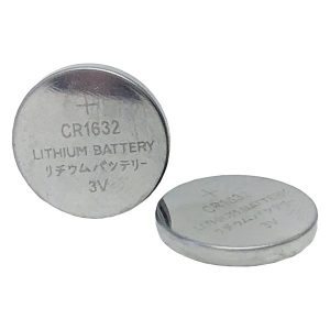 FUJI ENVIROMAX 234 CR1632 Lithium Coin Cell Battery 2 Pack
